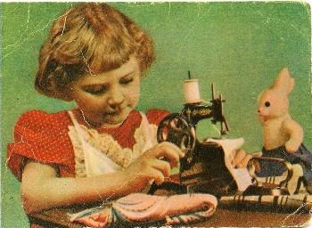Изготовление игрушек своими руками