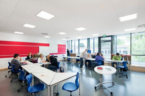 Профессионально-техническое училище Werra-Meißner-Kreises, Витценхаузен, Германия
