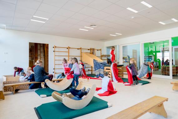 Класс начальной школы Schrank, Оспел, Нидерланды