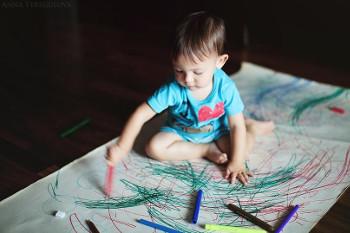 Воспитываем творческую личность