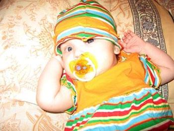 Физическое развитие ребёнка в первый год жизни. Фото из фотостены
