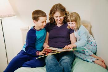 Привитие любви к чтению у детей