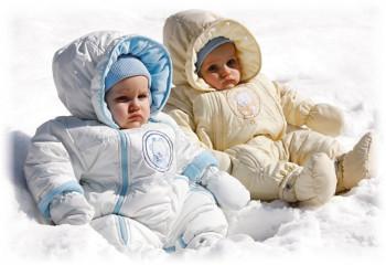 Наполнители для детских комбинезонов – какой лучше выбрать?