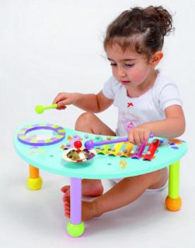 Сказочный мир детских музыкальных инструментов