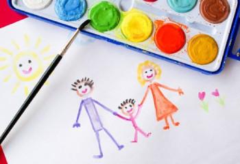Детский рисунок как отражение внутреннего мира