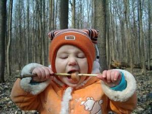 Если ребенок отказывается есть... Фото из фотостены