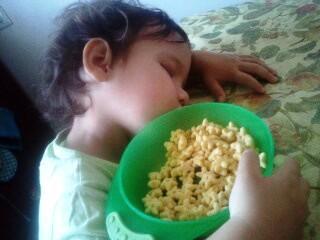 Как уложить ребенка спать без проблем? Фото из фотостены