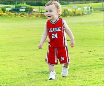 Спорт для дошколят. Фото из фотостены
