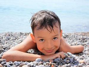 Дети, рожденные летом: здоровье и психологические особенности малышей. Фото из фотостены