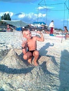 Летний загар для ребенка: удовольствие или риск? Фото из фотостены
