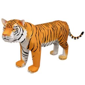 Новогодние поделки олень тигр - Поделки своими руками