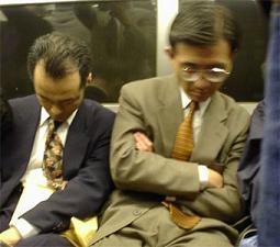 В токийском метро