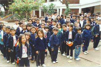Парагвайские дети, фото с сайта edf3.gallaudet.edu