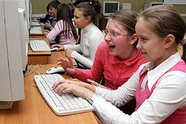 Во все волгоградские школы проведен Интернет