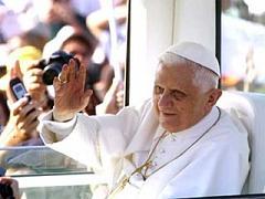 Папа Римский Бенедикт