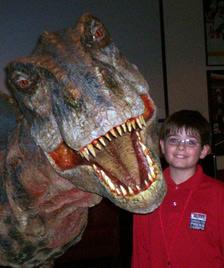 Прогулки с динозаврами, уникальное шоу