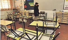 В израильских школах царит произвол