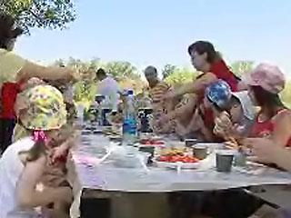 Сотрудники МВД Карачаево-Черкесии провели благотворительную акцию