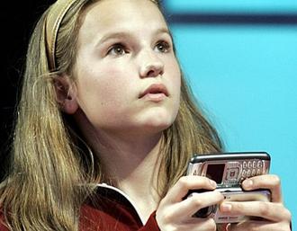 Дети худеют с помощью СМС