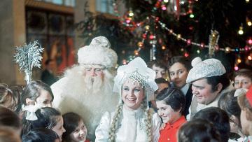 Дети из Киргизии пишут письма Деду Морозу