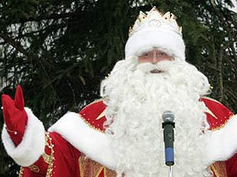 Дед Мороз поможет преодолеть финансовый кризис