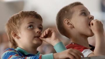 Дети-сироты займутся разукрашиванием стен на юго-востоке Москвы