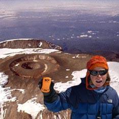 Юные альпинисты покоряют Килиманджаро