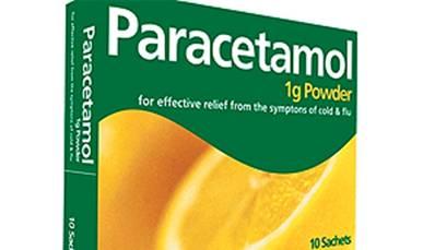 Исследование на тему вреда парацетамола