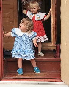Реабилитация для детей с синдромом Дауна