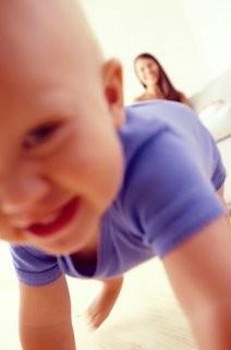 На заметку родителям – любимые игры полугодовалого малыша