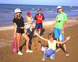 Больше половины организаторов детского туризма в России работают нелегально