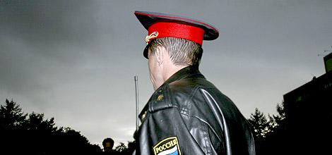 240 часов обязательных работ за покусанного милиционера