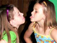 Детская ссора и способы разрешения проблемы