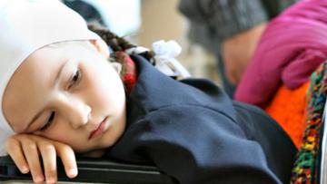 В России насчитали 124 тысячи детей-сирот