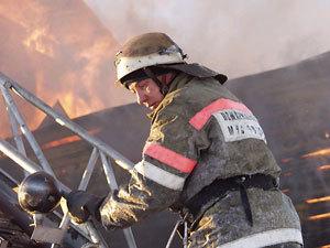 Пожар в Самарском пансионате для детей-инвалидов