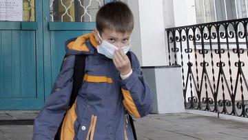 Заболеваемость ОРВи среди детей в Москве продолжает превышать норму