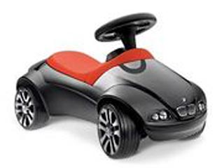 Кабриолет BMW для полуторагодовалых детей
