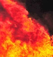В Хабаровском крае во время пожара пострадали дети