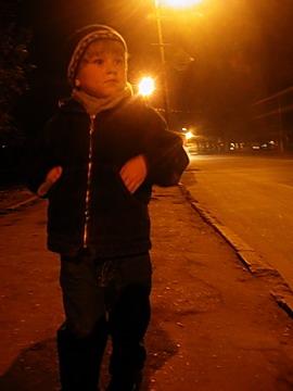 В Воронеже введен комендантский час для несовершеннолетних