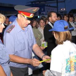 Дети кузбасских милиционеров отправились на отдых в Болгарию