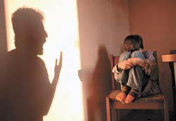 В чем виноваты дети?