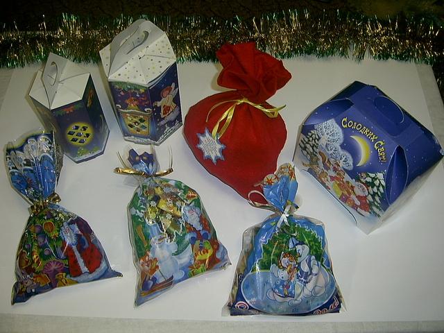 В Удмуртии начали формировать детские новогодние подарки