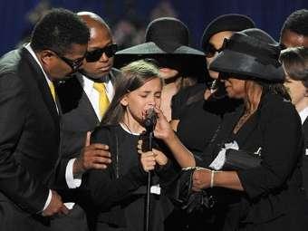 Решение по делу об опеке детей Майкла Джексона отложено
