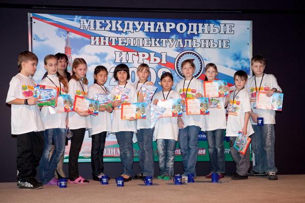 В Москве прошли Первые Международные Интеллектуальные Игры