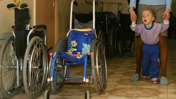 Дети-инвалиды самые не защищенные граждане России