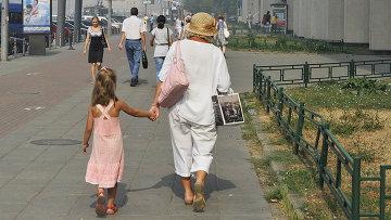 Дети беднее пенсионеров в 4 раза