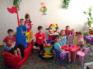 В Курске в  детсадах теперь будет  20 семейных групп