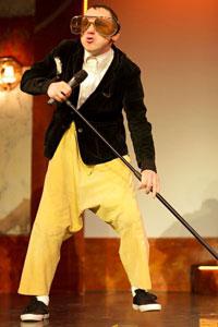 Дмитрий Куклачев и Театр кошек представляют: Международный фестиваль клоунов