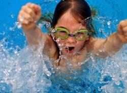 Бесплатные уроки в бассейне для хабаровских детей