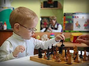 В Омске будет открыта дошкольная группа  для детей с синдромом Дауна